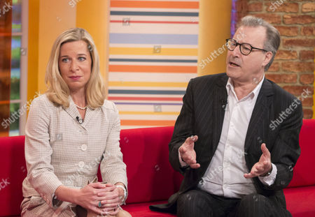 Katie Hopkins and Jonathan Green
