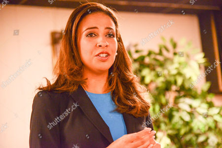 Erika Harold, Miss America 2003 and candidate to represent Illinois' 13th Congressional District