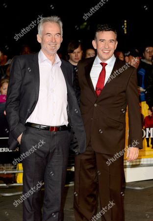 Martin Sixsmith and Steve Coogan