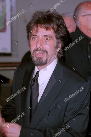 Al Pacino at The Film Society of Lincoln Center Gala Tribute to Al Pacino,Avery Fisher Hall, Lincoln Center, New York City.