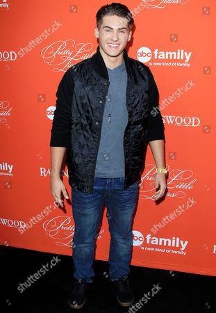 Editorial photo of Pretty Little Liars Halloween Special Screening, Los Angeles, America - 15 Oct 2013