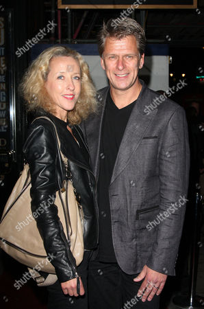 Andrew Castle and wife Sophia Castle