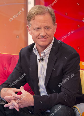 Editorial picture of 'Lorraine Live' TV Programme, London, Britain - 17 Oct 2013