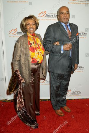 Cissy Houston and guest