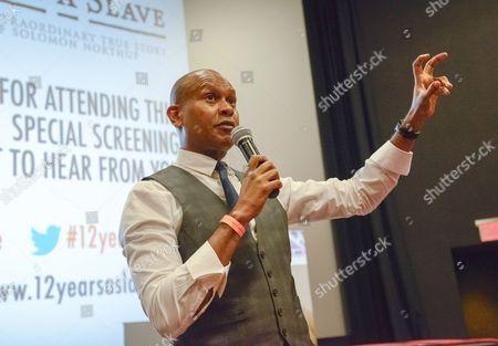 Editorial photo of '12 Years A Slave' film screening, New York, America - 16 Oct 2013