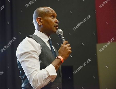 Stock Picture of Kevin Powell