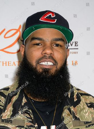 Stock Picture of Stalley