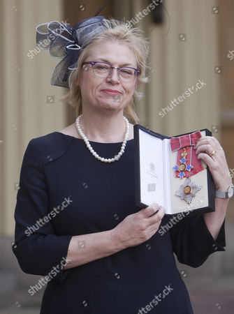 Editorial photo of Investitures at Buckingham Palace, London, Britain - 17 Oct 2013