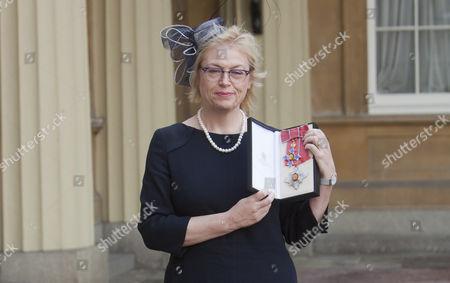 Stock Photo of Professor Dame Nicola Cullum