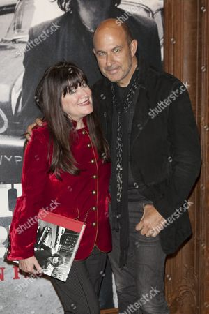 Editorial photo of John Varvatos: Rock In Fashion SoHo Book Launch, New York, America - 16 Oct 2013