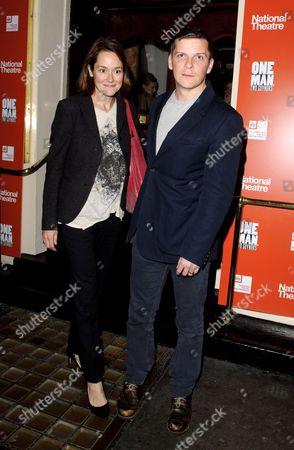 Lucy Liemann and Nigel Harman