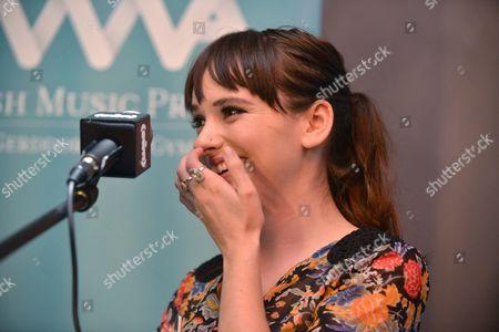 Stock Photo of Winner Georgia Ruth