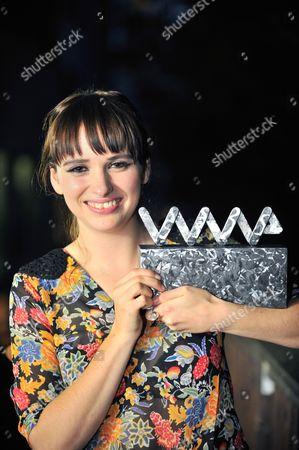 Stock Image of Winner Georgia Ruth