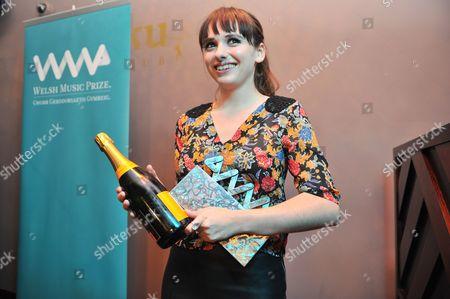 Stock Picture of Winner Georgia Ruth