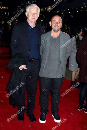 Richard Curtis and Dan Mazer