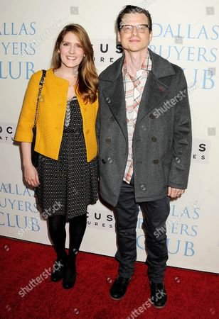 Jill Farley and Kevin Rankin