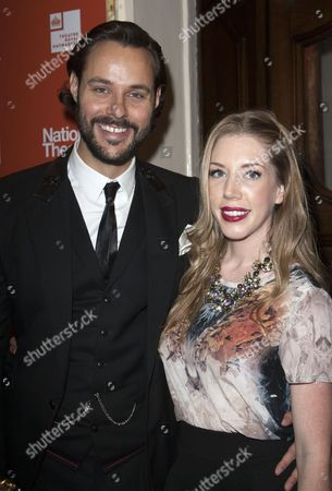 Stock Picture of Jeff Leach and Katherine Ryan