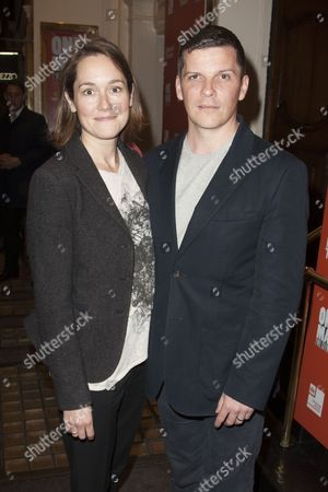 Editorial image of 'One Man, Two Guvnors' play cast change, London, Britain - 17 Oct 2013