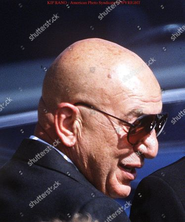 TELLY SAVALAS circa 1994