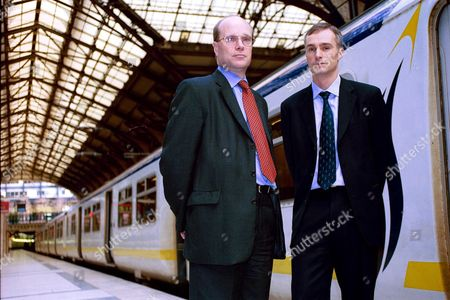 GILES FEARNLEY, CHIEF EXECUTIVE AND MARK ADAMS, FINANCIAL DIRECTOR, PRISM RAIL, 2000