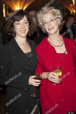 Amy Rosenthal and Maureen Lipman