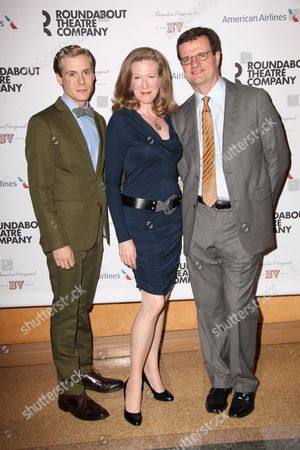Editorial photo of 'The Winslow Boy' play opening night at the American Airlines Theatre, New York, America  - 17 Oct 2013