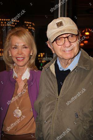 Neil Simon and Elaine Joyce