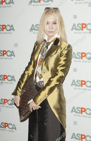 Editorial picture of 'Young Friends Benefit, Copycat' benefit hosted by ASPCA, New York, America - 17 Oct 2013