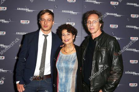 Tom Wlaschiha, Rola Bauer and William Fichtner