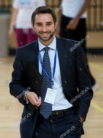 Nick Loughran, Deputy Press Secretary to Duke and Catherine Duchess of Cambridge