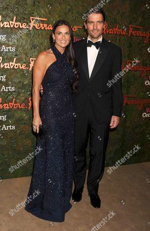 Demi Moore and James Ferragamo