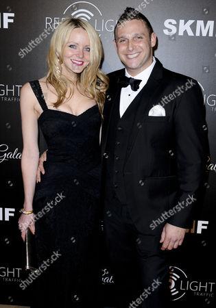 Dana Ahere and Chris Nirschel