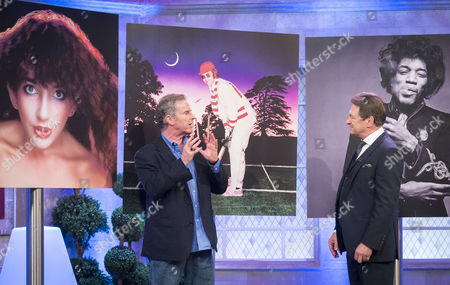 Gered Mankowitz and Alan Titchmarsh