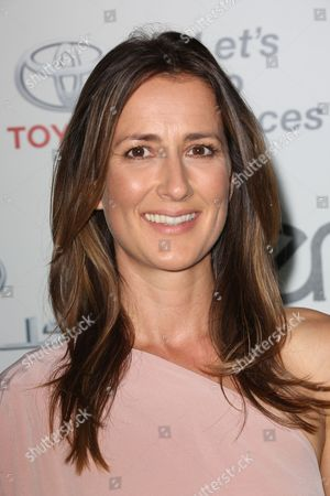 Stock Image of Anna Getty