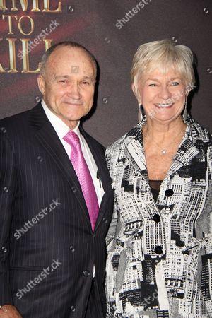 Raymond W Kelly and Veronica Kelly