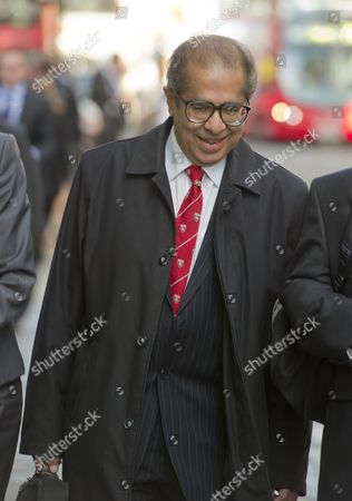 Editorial picture of Dr Freddy Patel Arriving At The Inquest Of Ian Tomlinson To Give Evidence.the Pathologist Conducted The First Post-mortem Tests On Mr Tomlinson Who Died In 2009's G20 Protests In London.
