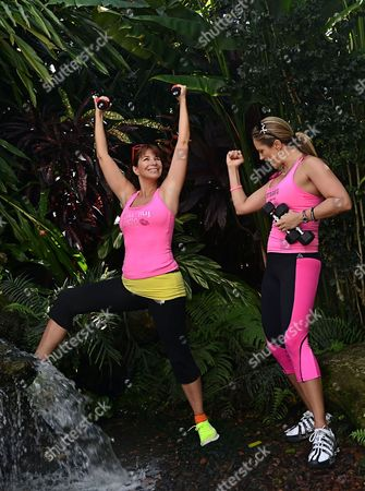 Stock Picture of Jill Zarin and Jennifer Nicole Lee