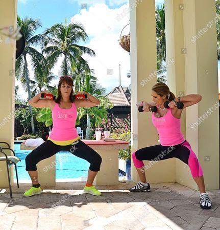 Jill Zarin and Jennifer Nicole Lee