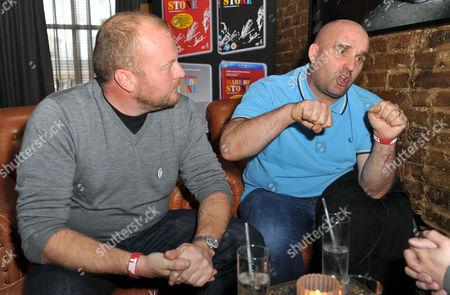Mark Herbert and Shane Meadows