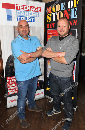 Stock Picture of Shane Meadows and Mark Herbert