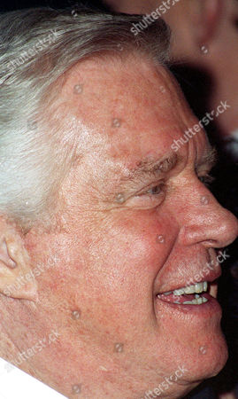 Editorial picture of GEORGE PEPPARD circa 1994