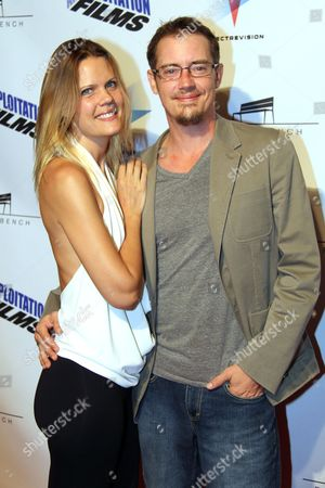 Stock Picture of Sofia London and Jason London