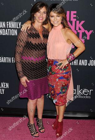 Dr Beth Y Karlan and Elyse Walker