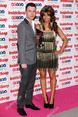 Shane O'Meara and Adiza Shardow