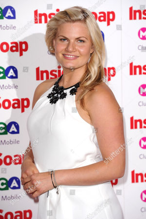 Editorial image of Inside Soap Awards, London, Britain - 21 Oct 2013