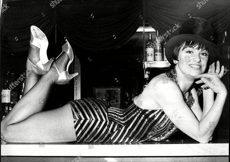 Stock Photo of Elizabeth Seal Actress.