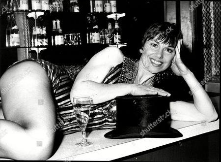 Stock Image of Elizabeth Seal Actress.