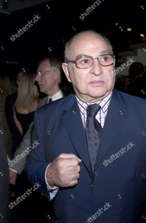 """FREDDIE FOREMAN AT THE FILM PREMIERE OF """"GANGSTER 1"""", LONDON."""