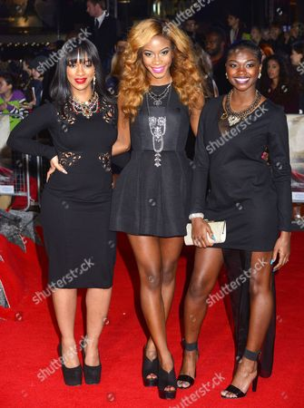 Miss Dynamix - Sese Foster, Jeanette Akua and Rielle Carrington