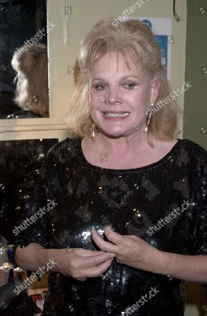 CARROLL BAKER AT THE FIRST NIGHT OF BABY DOLL AT THE ALBERY THEATRE LONDON BRITAIN